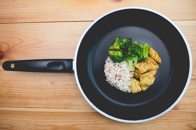 gotowanie bez tłuszczu